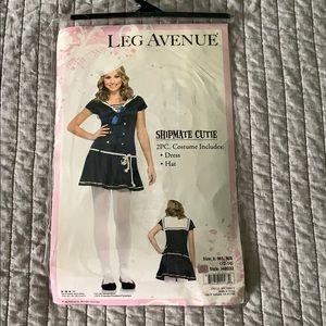 shipmate cutie, halloween costume by leg avenue